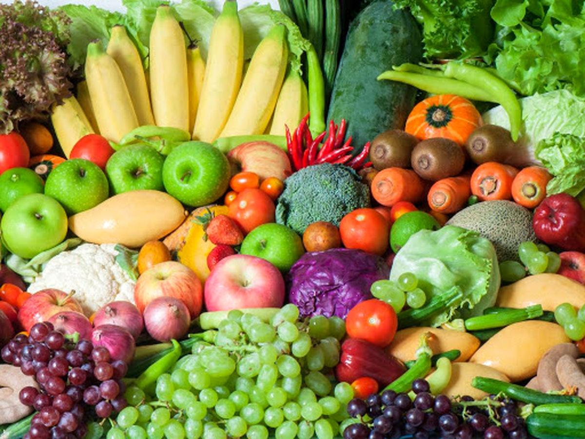 ساختار توزیع میوه در کشور قرون وسطایی است