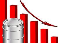 سقوط قیمت نفت ایران به زیر ۴۰ دلار