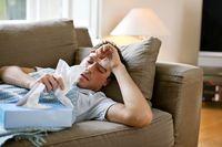 ۱۰دردسر ناشی از آنفلوآنزا
