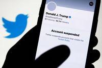توییتر از ممنوعیت حساب ترامپ ضرر کرد