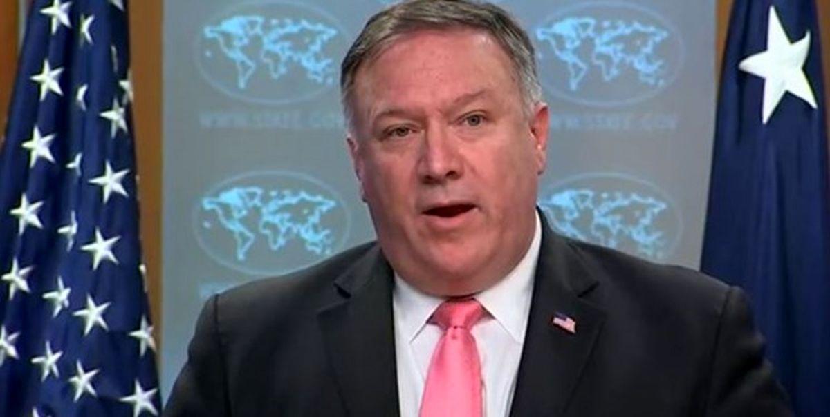 پامپئو خطاب به مقامات عراق: یا با ما باشید یا بیطرف!