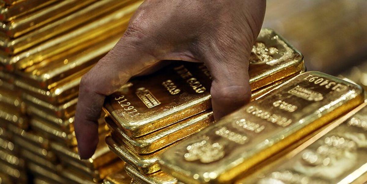 انگلیس ۱.۲میلیارد طلای ونزوئلا را بلوکه کرد