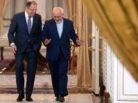 گزارش توئیتری ظریف در پایان سفر به روسیه