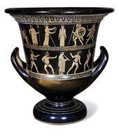 رمزگشایی از نقوش بازمانده از یونان باستان