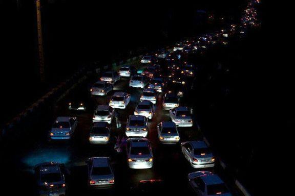 ترافیک محور مشهد- تهران در استان سمنان پرحجم است