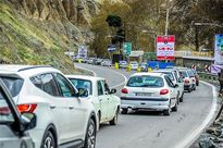 افزایش ترافیک جادهها و اعمال محدودیت ترافیکی