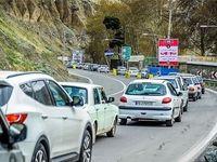 کاهش 15.9درصدی تردد جادهای در 24ساعت گذشته