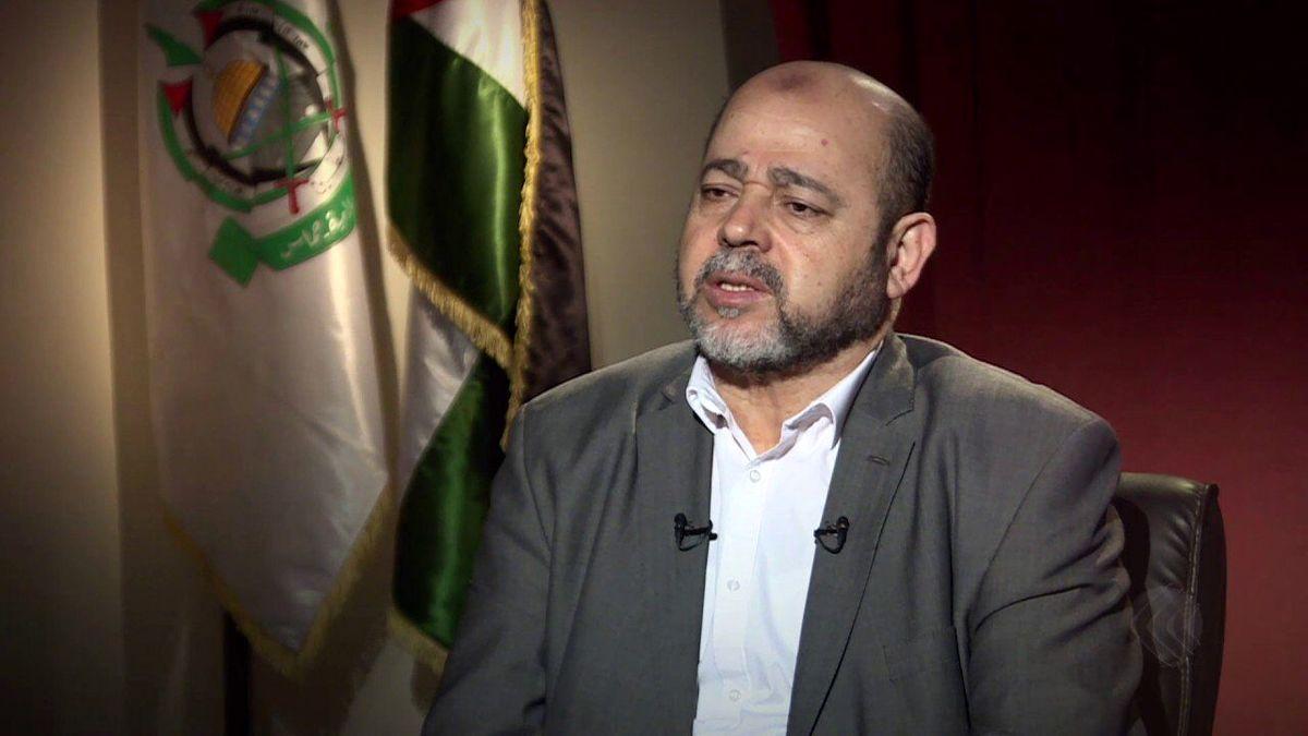 حماس: آمریکا مسئول خونهای ریخته شده در غزه است