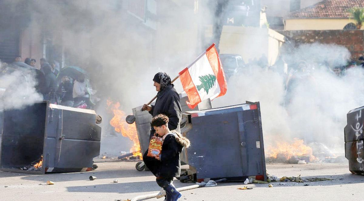زنگ خطر فروپاشی برای اقتصاد لبنان