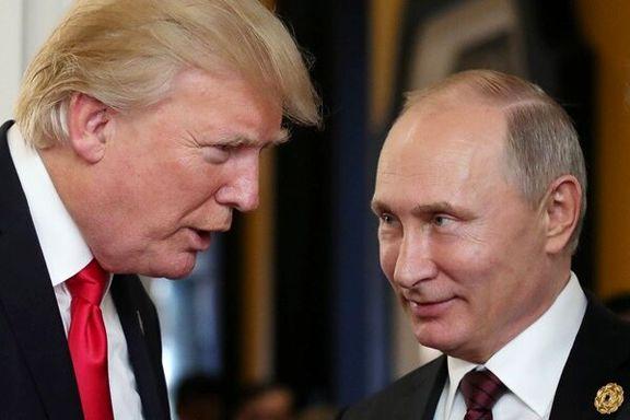 ترامپ خواستار توقف حمایت مسکو از دولت سوریه شد