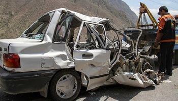 سیر سعودی تلفات جادهای در سال97