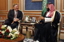 توضیحات وزارت خارجه آمریکا درباره دیدار «پمپئو» و «ملک سلمان»