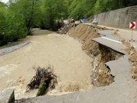 از بین رفتن بیش از 2هزارجاده روستایی بر اثر سیلاب