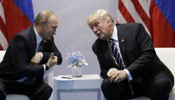 توضیحات ترامپ درباره مسابقه بوکس با پوتین