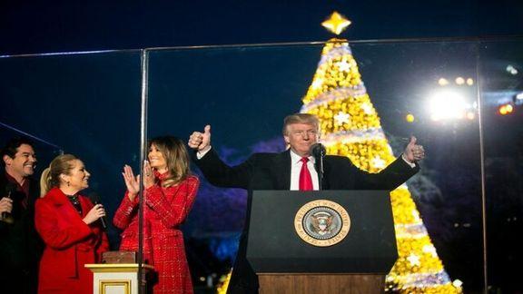 ترامپ به بهانه کریسمس تعرفههای چین را به تعویق انداخت