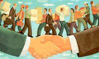 تجارت با اهرم دیپلماسی اقتصادی