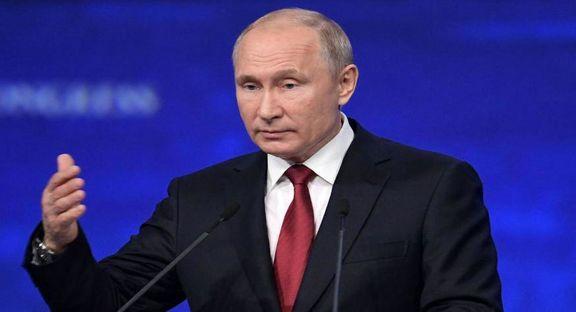 پوتین: روابط روسیه و آمریکا در حال از بین رفتن است