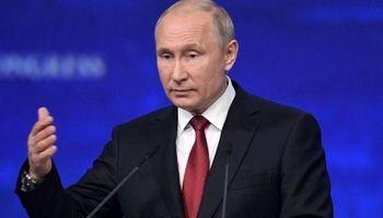 هدایای پوتین به رئیس جمهور چین در سالروز تولدش +فیلم