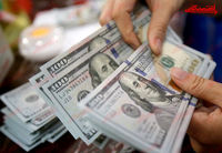 دلار ١۵۰تومان ارزان شد/ قیمت در بازار آزاد به ۲۵۵۰۰تومان رسید