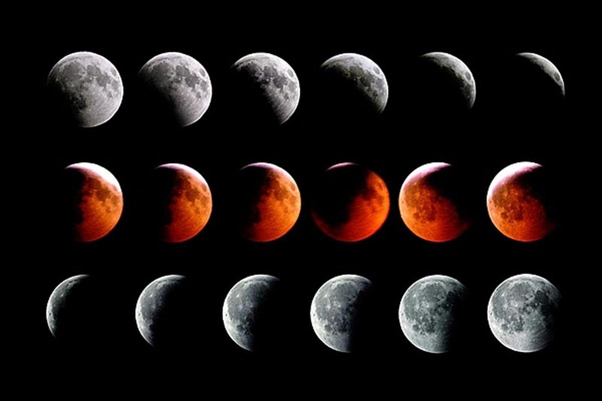 ماهگرفتگی دوشنبه، فرصتی برای مطالعه جو و کرویت زمین