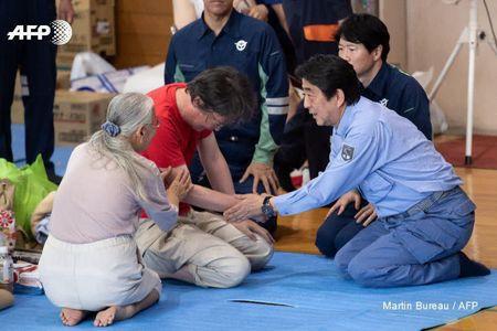 افزایش تلفات سیل بیسابقه در ژاپن به ۱۷۹نفر