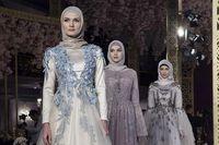 فشن شوی اسلامی با دختران روس +تصاویر
