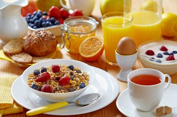صبحانه؛ وعده مهم شاگرد زرنگها