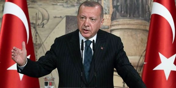 اردوغان: گزارشها از فرار زندانیان داعشی جهت ایجاد گمراهی است