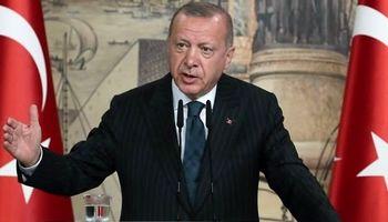 اردوغان: آمریکا گام اشتباه بردارد، مقابله بهمثل میکنیم