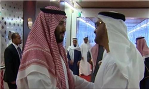 ولیعهد ابوظبی برای فروپاشی عربستان تلاش میکند