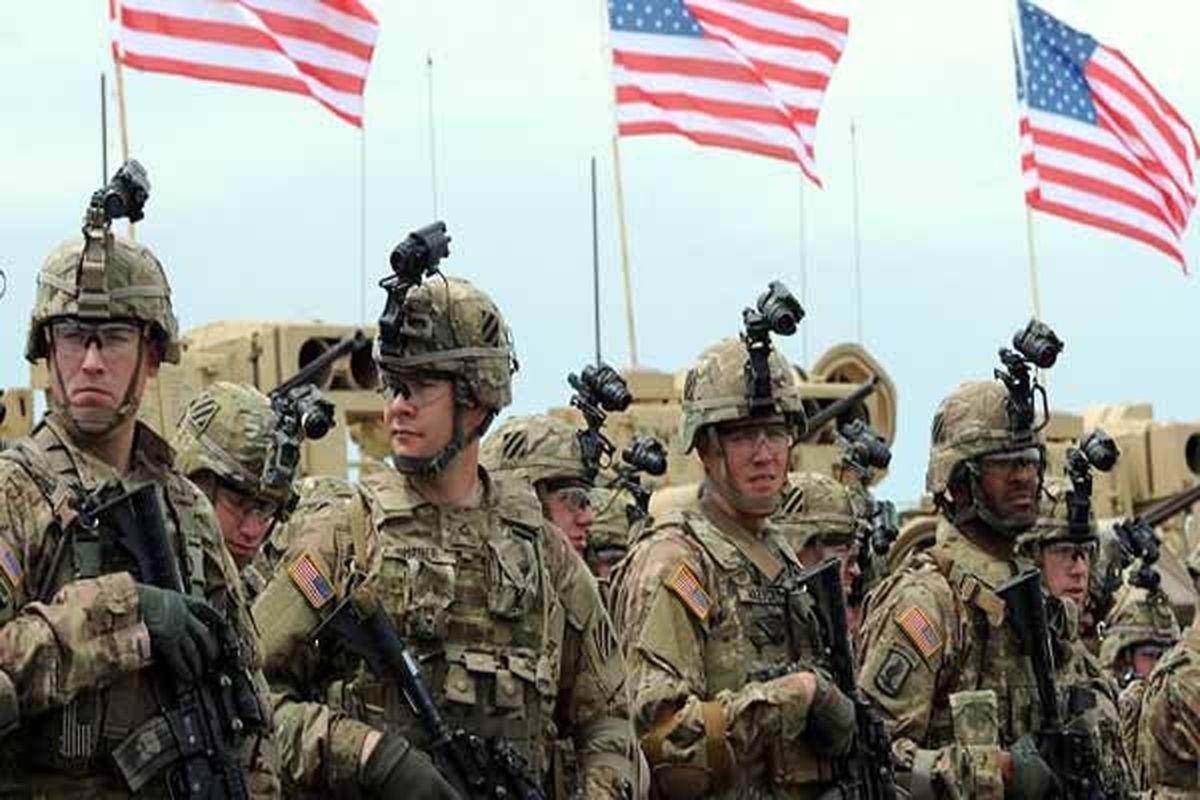 خروج اولین گروه از نیروهای ائتلاف آمریکایی از عراق