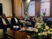 علاقهمندی بخش خصوصی ترکیه برای توسعه سرمایهگذاری در ایران