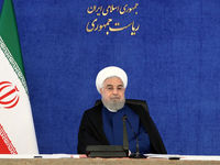 روحانی عید سعید غدیر خم را به مراجع عظام تقلید تبریک گفت