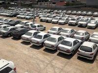 فروش خودروهای احتکار شده به قیمتکارخانه