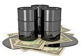 کاهش قیمت نفت در واکنش به افزایش عرضه اوپک
