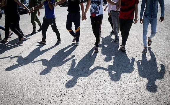 بازداشت ۲۰۶ سارق در ۱۵ روز