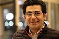 چهره تکیده فرزاد حسنی +عکس