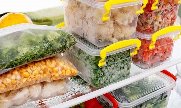 12خوراکی که نباید یخ بزنند!