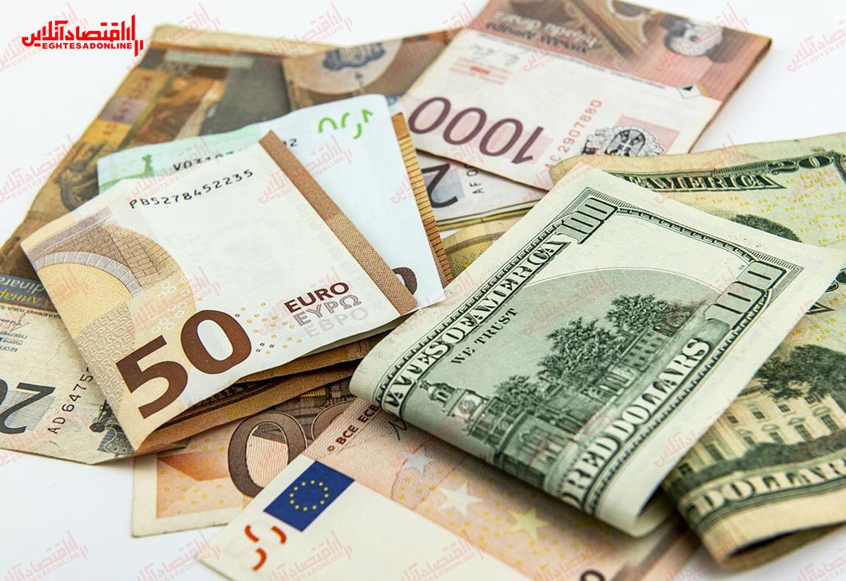 دلار در قیمت ۲۷۷۵۰تومان ثابت ماند / هر یورو ۳۲۴۵۰تومان