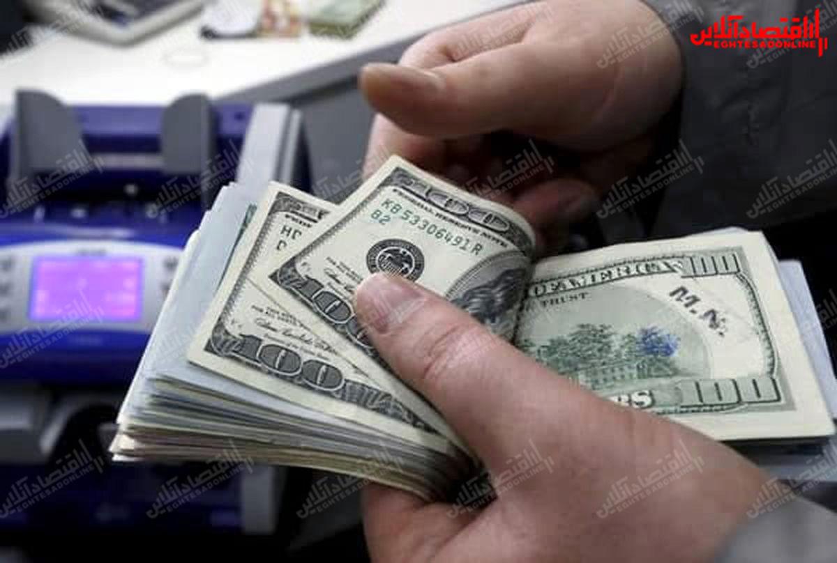 کاهش ۵۰تومانی قیمت دلار نسبت به معاملات صبح