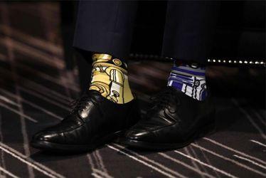 جورابهای رنگارنگ نخست وزیر کانادا