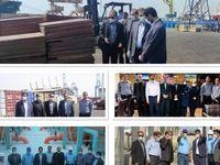 بازدید مشاور مدیرعامل ملی مس از پروژههای توسعه در هرمزگان