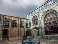 تکیه معاون الملک در کرمانشاه +عکس