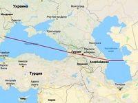 دریای خزر به دریای سیاه متصل میشود