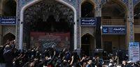 مراسم عزاداری روز عاشورا در شیراز + عکس