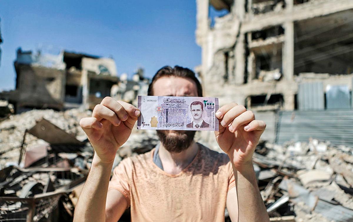 تورم سوریه به ۲۱۰۰درصد رسید