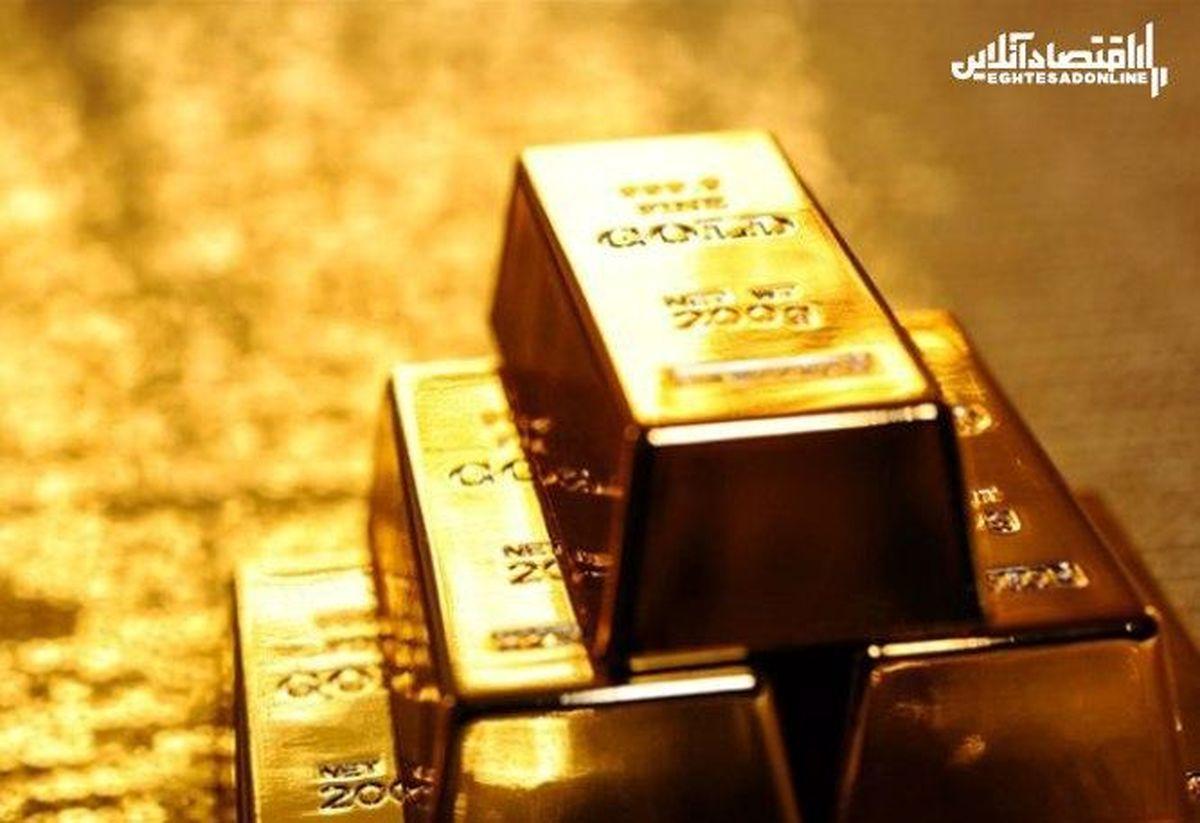 پیش بینی قیمت ۲۳۰۰دلاری برای اونس طلا