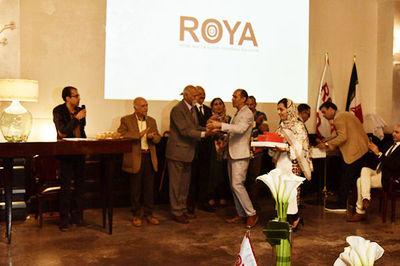 مراسم اعطاء جایزه ساختمان سال برگزار شد