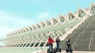 شهر معماریهای عجیب +تصاویر