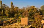 طبیعت پاییزی در کوچه باغهای دانسفهان قزوین +تصاویر